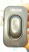 98-03 FORD RANGER MAZDA B2600 DRIVER LEFT SIDE MASTER POWER DOOR LOCK SWITCH OEM