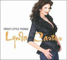 Crazy Little Things [Digipak] * by Lynda Carter (CD, Oct-2011, Potomac Records)