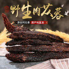 Wild Rou Cong Rong Cistanche Tubulosa Deserticola Desert Ginseng China Herb 250g