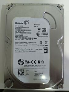 Seagate Barracuda HDD 500 GB 7200 RPM