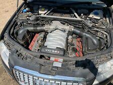 Audi S8 Bare Engine 5.2 FSI V10 D3 code BSM with 30 days warranty!