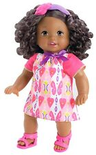 Little Mommy Sweet As Me African-American Doll