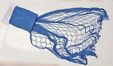 DEKO - FISCHERNETZ  ca. 2 x 4 m blau Maschengröße 3 x 3 cm