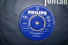 Los cuatro peniques, descubrí el tercer plano de crucero, Philips Records 1964 ex +/Menta -
