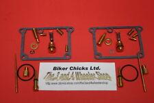 YAMAHA 1988-2006 YFZ 350 Banshee Carburetor Carb Rebuild  Repair Kit  2  Kits