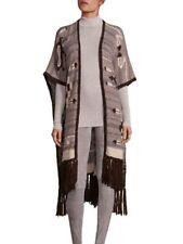 Ralph Lauren Polo Cotton Cashmere Southwestern Cardigan Sweater M/l