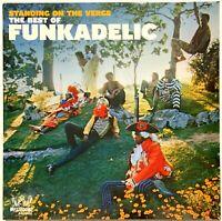 Funkadelic - Standing On The Verge: The Best of [Sealed] LP Vinyl Record Album