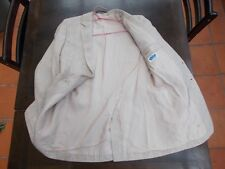 """NEW Mens Jacket - Designer """"Sports"""" size 38 - fully lined - Made in Australia"""