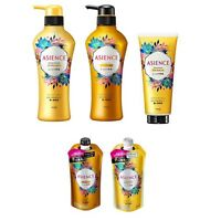 KAO Japan Asience Inner Rich Collection Shampoo / Conditioner / Treatment