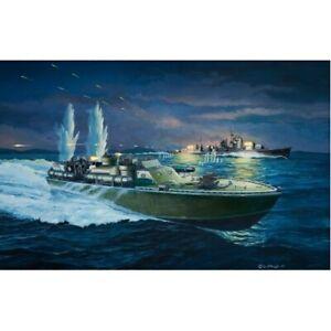Model Set Patrol Torpedo Boat PT-109 Scale: 1:72 STARTER KIT