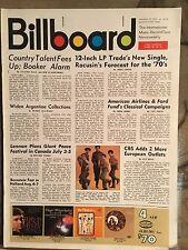 Billboard Jan 10th 1970 Brenda Lee, Judy Collins, Lennon Grand Funk Plastic Ono