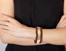 Women African Ethnic Tribal Strand Bracelet