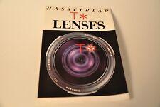 Hasselblad T* Lenses Sales Brochure, c1979, NO RESERVE!