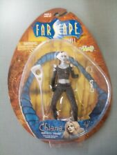 New 2000 Farscape Chiana Figure series 1 Toy Vault Rare toys-S63e