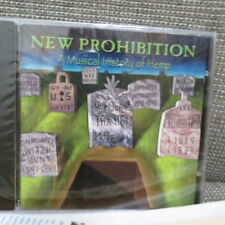 "NEW PROHIBITION ""A MUSICAL HISTORY OF HEMP"" BY VARIOUS ARTISTS (CD-2000 VIPER"