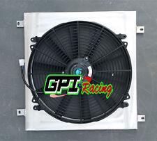 Radiator Shroud +Thermo FAN FOR Jeep Wrangler YJ/TJ/LJ RHD1987-2006