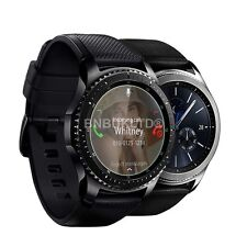 2 X Invisible Front Screen Protector Shield For Samsung Gear S3 Classic Watch