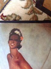 69-4 Ephemera Picture Reprint Book Plate Josephine Baker Viban