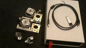 Unimat SL1000 / DB200 Lathe  CNC Conversion Kit,  USB Interface Controller