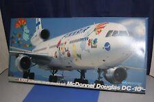 "Doyusha McDonnell Douglas DC-10 FinnAir ""MOOMINS EUROPE"" 1/100 JAPAN"