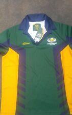 Australian Kangaroos NRL ARL Polo Shirt  Jersey Rugby League World Cup Size L