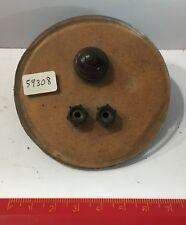 59308 Interruttore in vetro e bachelite vintage - Pulsante