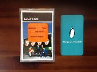 ULTRA - ULTRA CASSETTE TAPE KOREA EDITION SEALED
