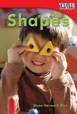 Shapes (TIME FOR KIDS(R) Nonfiction Readers) by Dona Herweck Rice
