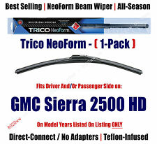 Super Premium NeoForm Wiper Blade Qty 1 fits 2007-2014 GMC Sierra 2500 HD 162213