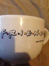 Kit Kat Friends TV show 16 oz. Mug 1996 Cup Coffee Tea Cocoa Vtg