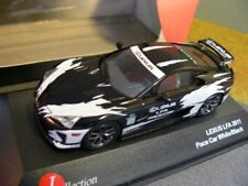 1/43 J-Collection Lexus LF A Pace Car 2011 schwarz/weiß JC237