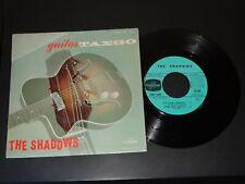 THE SHADOWS - GUITAR TANGO - DISQUE VINYLE 45 TOURS EP
