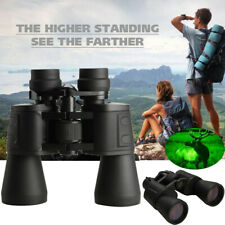 Day Night Vision 180x100 Zoom Outdoor Travel Binoculars Hunting Telescope+Case