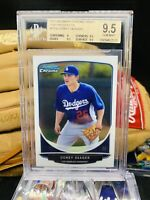 Corey Seager RC 🌈🧨 2013 Prospect 💎 Rookie BGS 9.5 Mint 🔥📈 Invest Dodgers