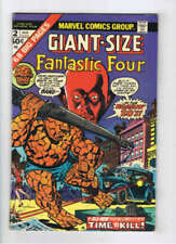 Fantastic Four Fine Grade Comic Books in English