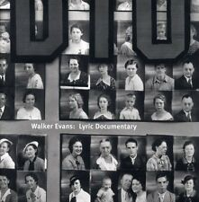 "Walker Evans - ""Lyric Documentary"""