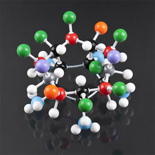 121Pcs Organic Science Chemistry Scientific Atom Molecular Structural Model Set