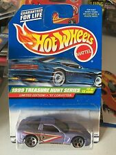 Hot Wheels Treasure Hunt Ferrari Diecast Vehicles