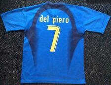 Del Piero, Italy Football Shirt, Italia