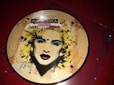 Madonna Rare Revolver Picture Disc David Guetta Remix Vinyl New