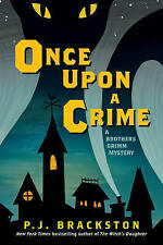 Once Upon a Crime - A Brothers Grimm Mystery (Brothers Grimm Mysteries), Very Go