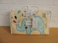 Next Little Zoo Bed in a Bag Coverlet Blanket & Fitted Sheet BNWT B9-19