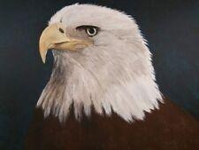 "Original acrylic painting on canvas ""Eagle"""
