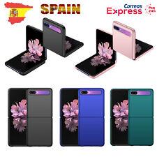Para Samsung Galaxy Z Flip Funda Protectora Teléfono Carcasa Hard PC Cover Case