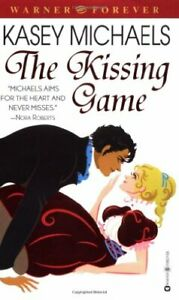 The Kissing Game by Michaels, Kasey Paperback Book The Cheap Fast Free Post