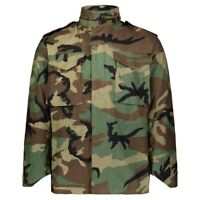 John Ownbey Company Mens Military Style Lightweight Anorak Pullover Parka