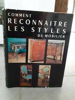 Claude Wiegandt - Como Reconocer Las Estilo - 1966 - Ediciones Charles Massin