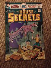 Dc, The House Of Secrets, Comic Book #138