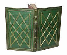 1855 Rarissime Notice marquise de Créquy Maroquin signé Bibliophilie 25 ex. EO