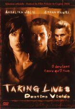 Taking Lives, Destins violés (Angelina Jolie / Ethan Hawke) - DVD